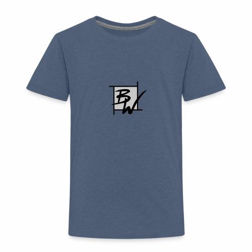 Logo BraveWear - Maglietta Premium per bambini