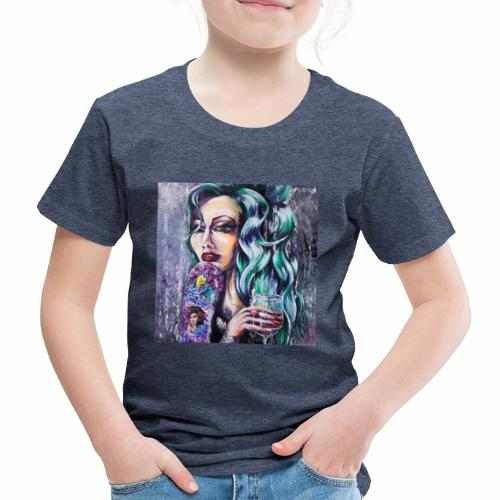 Fly Free Songbird - Kids' Premium T-Shirt