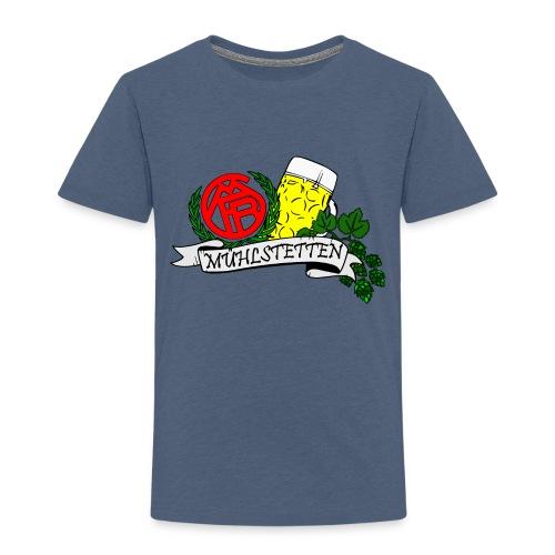 Fanclub Rezattal - Kinder Premium T-Shirt