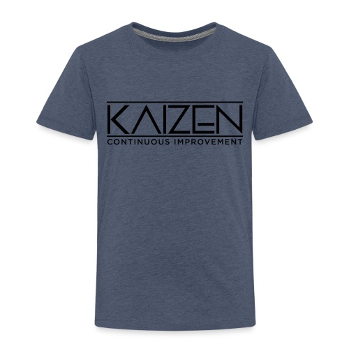 Kaizen Continous Improvement - Kids' Premium T-Shirt