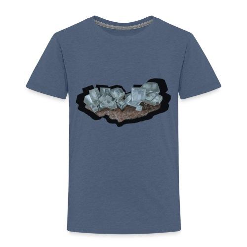 Halit-Kristallstufe - Kinder Premium T-Shirt