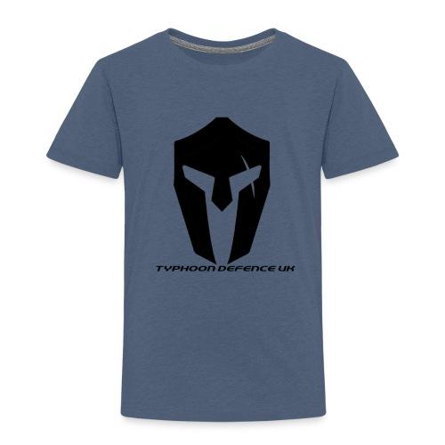 Typhoon Defence UK Official Logo - Kids' Premium T-Shirt