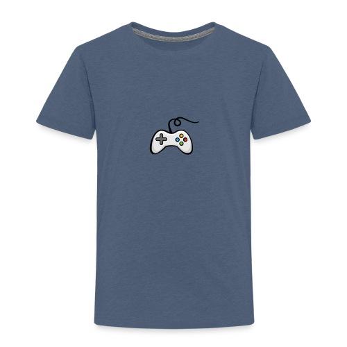 Cool gamer game controller - Kids' Premium T-Shirt