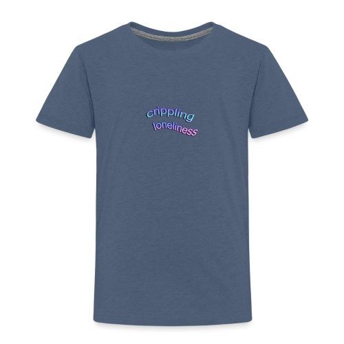 Crippling Loneliness - Camiseta premium niño