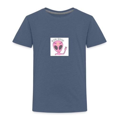 Alien Quenn - Kids' Premium T-Shirt
