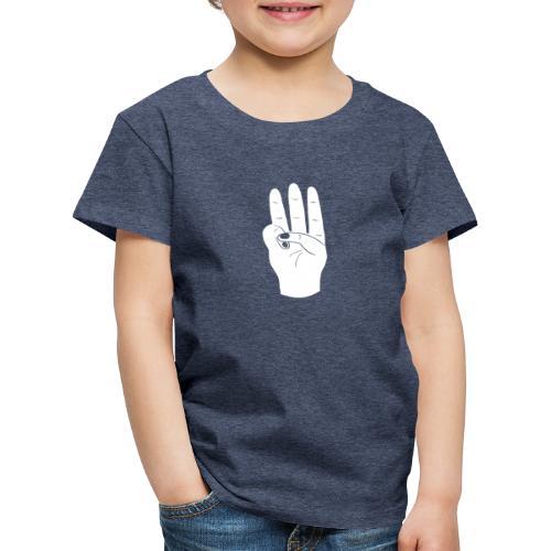 pfadfindergruss - Kinder Premium T-Shirt