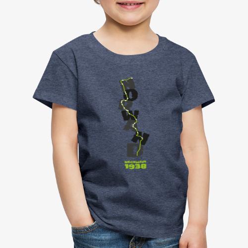 Norwand - Heckmair 1938 - Kids' Premium T-Shirt