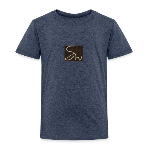 Black Shi Logo T-shirt - Kids' Premium T-Shirt