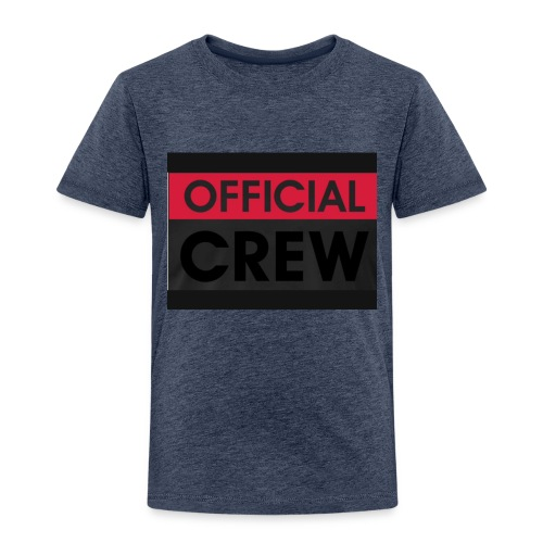 Official crew stuff - Kids' Premium T-Shirt