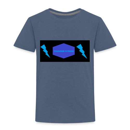 Thunder strike yt - Kids' Premium T-Shirt