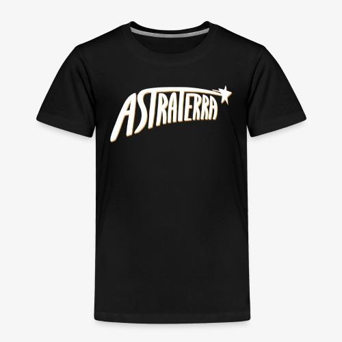 astra logo big 2 - Lasten premium t-paita