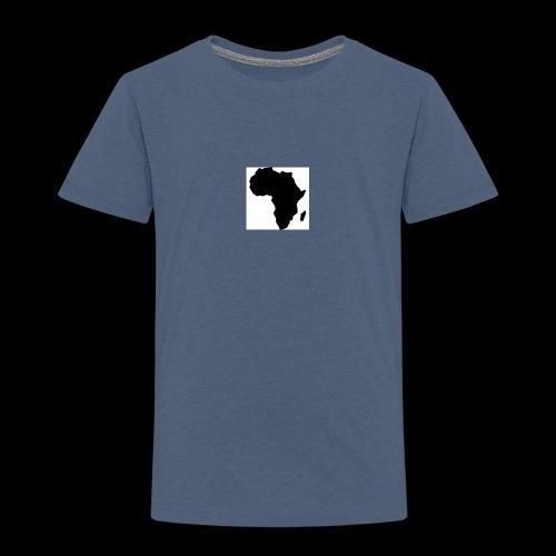 afrokid - Kids' Premium T-Shirt