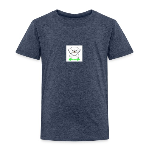 Lhasa life design - Kids' Premium T-Shirt