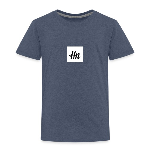 Hn signiture - Kids' Premium T-Shirt