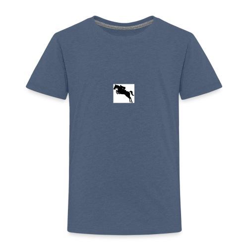 Coolballow Jumping 1 - Kids' Premium T-Shirt