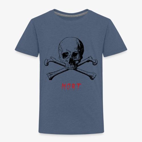 MORT - T-shirt Premium Enfant