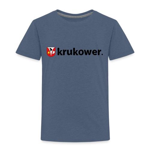 Krukower Dame. - Kinder Premium T-Shirt