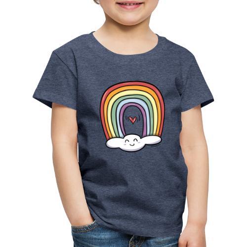 ARCOIRIS - Camiseta premium niño