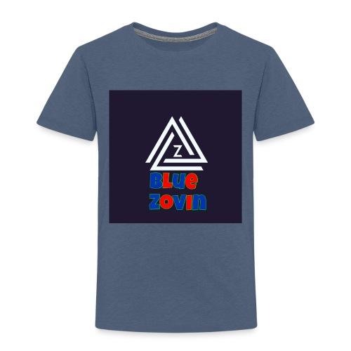 BlueZovinshirt - Kids' Premium T-Shirt