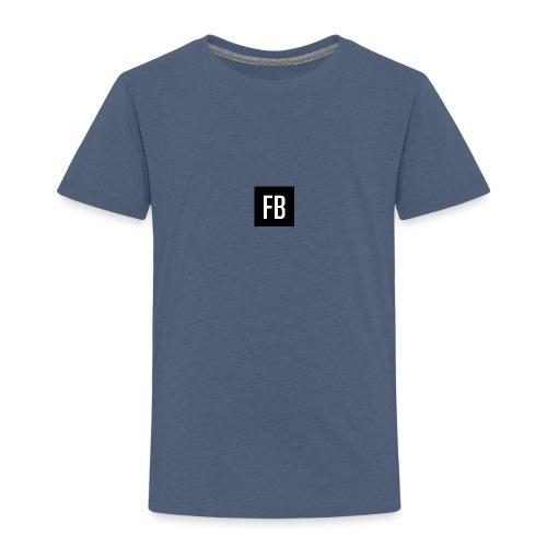 FB logo - Kids' Premium T-Shirt