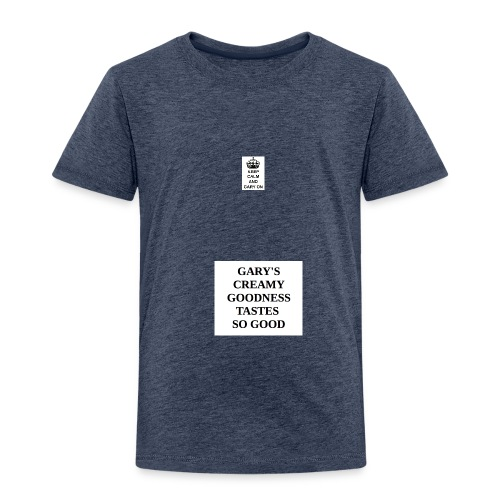 Keep calm and Gary on - Kids' Premium T-Shirt