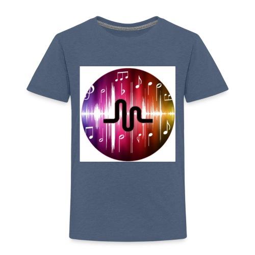 721689d187bfa32e18df03a312f6f053 musical ly tips - Kinderen Premium T-shirt