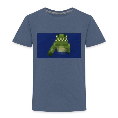 Swimming Snappy - Kids' Premium T-Shirt