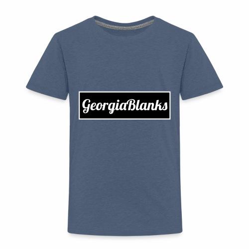 b and w gb - Kids' Premium T-Shirt