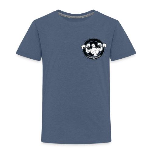 Fitness supplements - Børne premium T-shirt