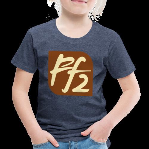 FF2 - Lasten premium t-paita