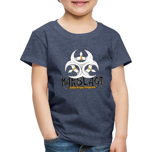 Ostfriesland Häuptlinge Manslagt - Kinder Premium T-Shirt