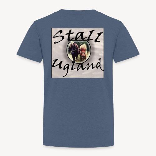 Stall Ugland - Premium T-skjorte for barn
