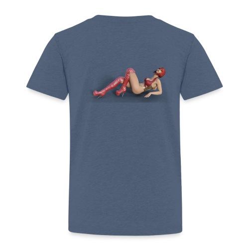 woman - Kinder Premium T-Shirt
