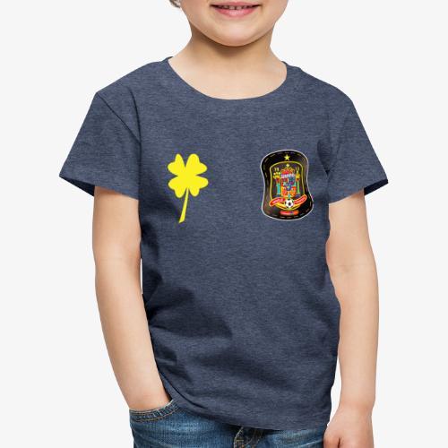 Trébol de la suerte CEsp - Camiseta premium niño
