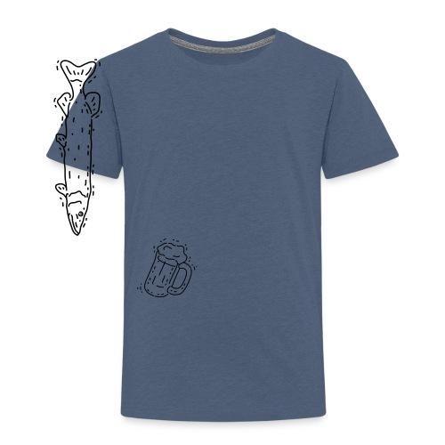 Pike - Kinder Premium T-Shirt