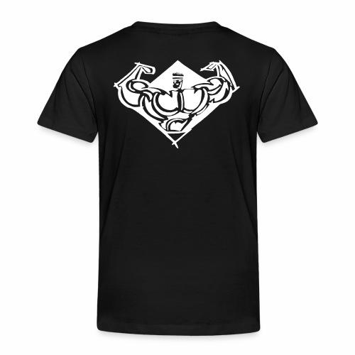 comet gym icon - Premium-T-shirt barn
