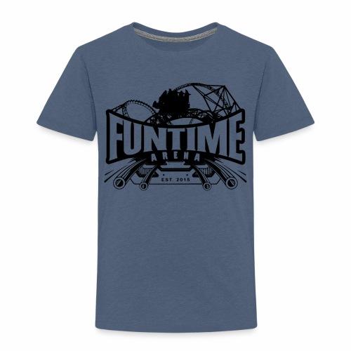 Schiene - Kinder Premium T-Shirt