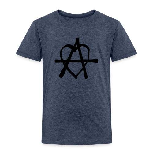 Love and Anarchy - Kinder Premium T-Shirt