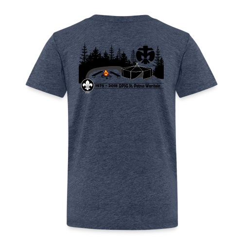 40-Jubiläum - Kinder Premium T-Shirt