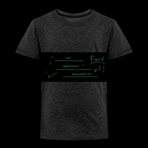 Braking - Kinder Premium T-Shirt