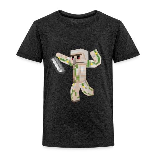 Starka GolemGamingYT - Premium-T-shirt barn