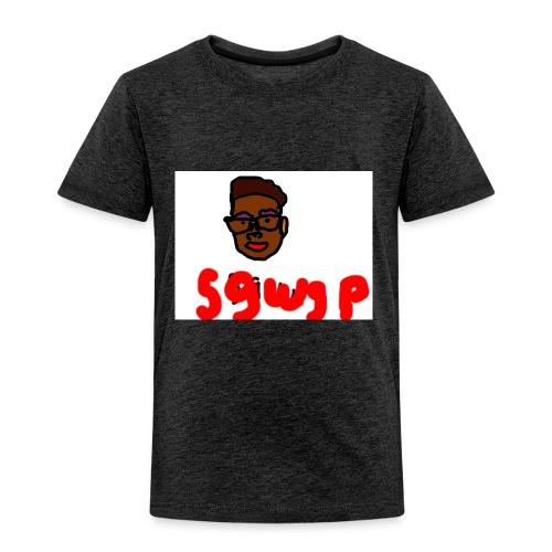 logosgwsp - Kinderen Premium T-shirt
