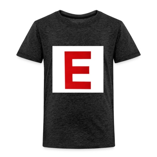 Itz Ethan Red Logo T-Shirt - Kids' Premium T-Shirt