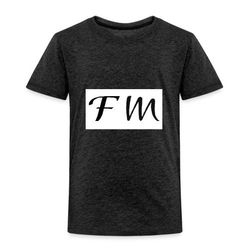 FM BRAND - Premium-T-shirt barn