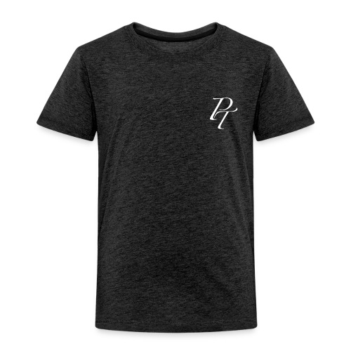 PT derecha blanco - Camiseta premium niño