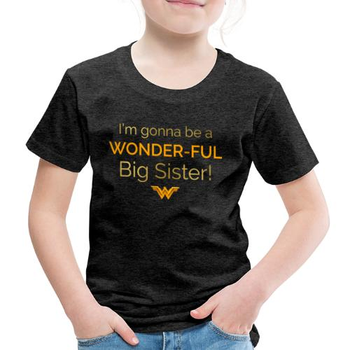 Wonderful Big Sister - Kids' Premium T-Shirt