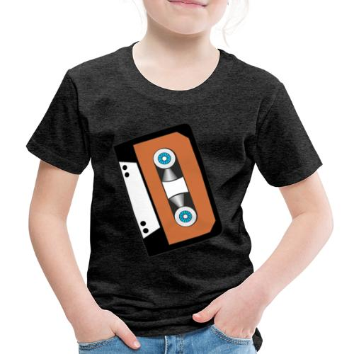 Kassette - Kinder Premium T-Shirt