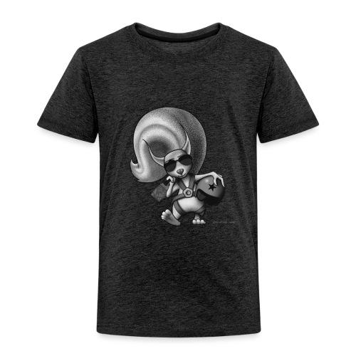 Squirrel Pilot - Kinder Premium T-Shirt
