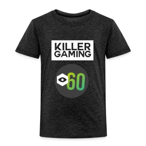 killergaming i60 tshirt design png - Kids' Premium T-Shirt