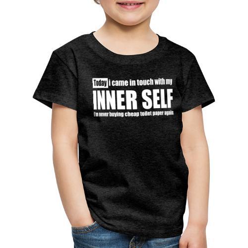 inner self - Kinderen Premium T-shirt